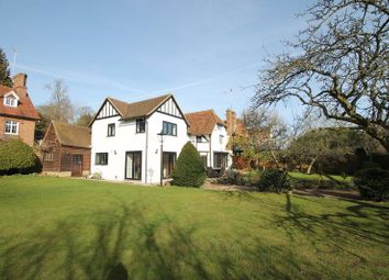 Thumbnail 4 bed detached house for sale in Upper Street, Shere, Guildford