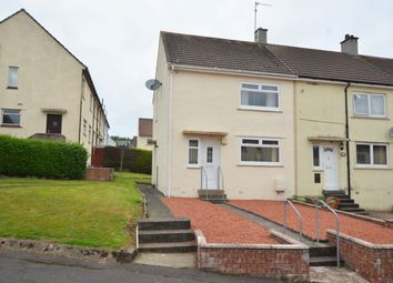 Thumbnail 2 bed end terrace house for sale in 34 Hicks Avenue, Maybole