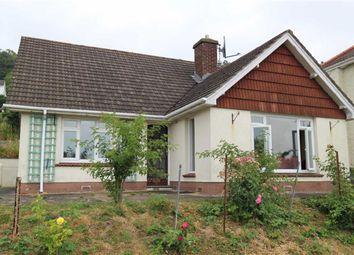 Thumbnail 3 bed detached bungalow for sale in Padarn Crescent, Llanbadarn Fawr, Aberystwyth
