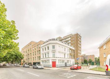 Thumbnail 2 bed flat to rent in Plender Street, Camden