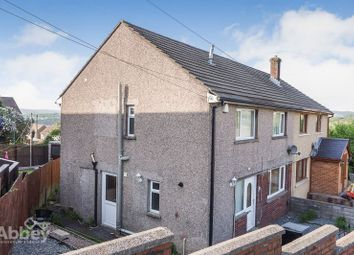 Thumbnail 4 bed semi-detached house for sale in Valley View, Cimla, Neath