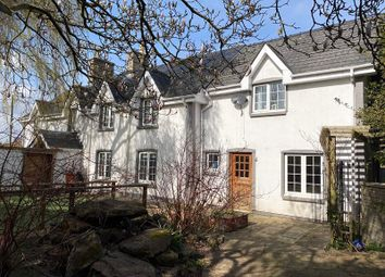 Thumbnail 5 bed detached house for sale in Church Lane, Coedkernew, Newport