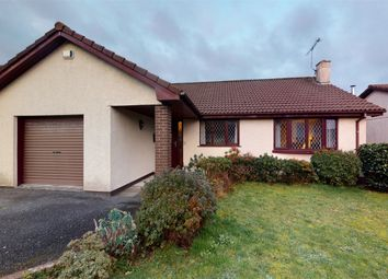 Thumbnail 3 bed detached bungalow for sale in St. Pirans Close, St. Austell