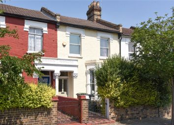 Thumbnail 4 bed terraced house for sale in Dagmar Road, Finsbury Park, London