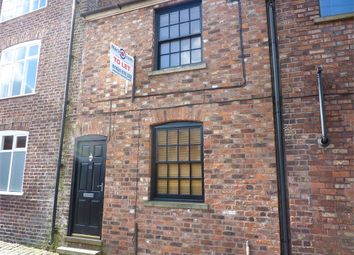 Thumbnail 2 bed terraced house to rent in Little Street, Macclesfield, Cheshire