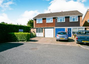 Thumbnail 4 bedroom semi-detached house for sale in Conley Close, Ramsey, Huntingdon