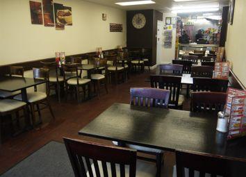 Thumbnail Restaurant/cafe for sale in Cafe & Sandwich Bars DE7, Derbyshire