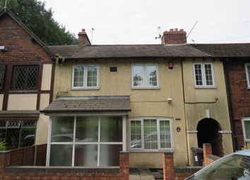 Thumbnail 3 bed terraced house for sale in Cook Avenue, Dudley