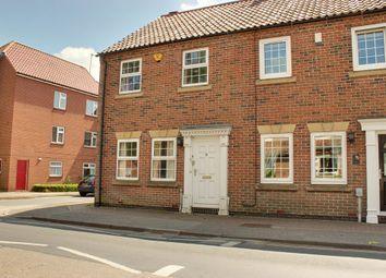 Thumbnail 3 bed end terrace house for sale in Keldgate, Beverley