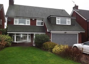 Thumbnail 4 bed detached house to rent in Moor Close, Acton Trussell, Stafford
