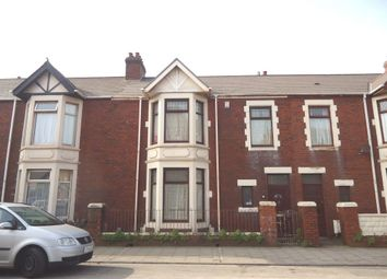 Thumbnail 4 bed terraced house to rent in Talbot Road, Port Talbot, West Glamorgan