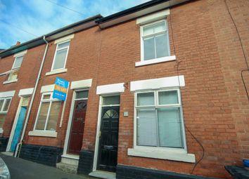 2 bed terraced house for sale in Howe Street, Derby DE22