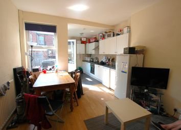 Thumbnail 4 bed terraced house to rent in Guest Road, Sheffield, South Yorkshire