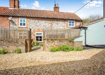 Thumbnail 2 bed end terrace house for sale in Docking, King's Lynn, Norfolk