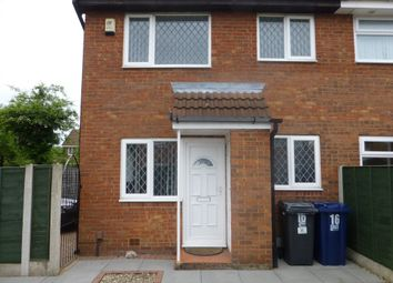 Thumbnail 1 bedroom town house to rent in Marsh Way, Penwortham, Preston
