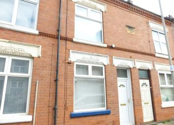 Thumbnail 3 bedroom terraced house to rent in Rydal Street, Leicester