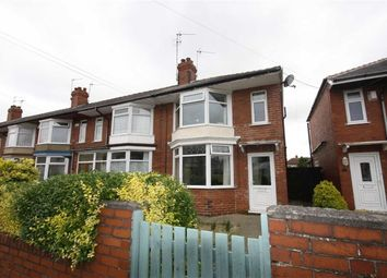 Thumbnail 2 bed terraced house to rent in Nelson Road, Hull