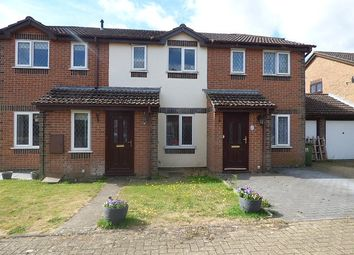 Thumbnail 2 bed terraced house to rent in Templecombe Road, Fair Oak, Eastleigh