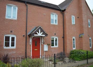 3 bed terraced house for sale in Rayson Close, Streethay, Lichfield, Staffordshire WS13