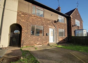 Thumbnail 3 bed terraced house to rent in Third Avenue, Woodlands, Doncaster
