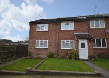 Thumbnail 3 bedroom end terrace house for sale in Frampton Close, Eastleaze, Swindon