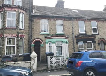 Thumbnail 3 bed terraced house for sale in 9 Longfield Road, Dover, Kent