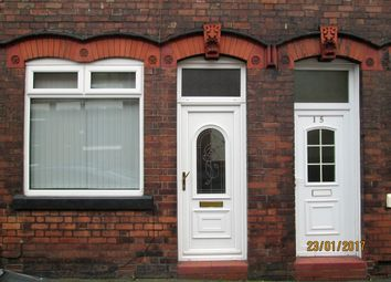 Thumbnail 2 bed terraced house to rent in Capewell Street, Adderley Green, Longton, Stoke On Trent