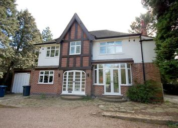 Thumbnail 4 bed detached house to rent in Loughborough Road, Ruddington, Nottingham