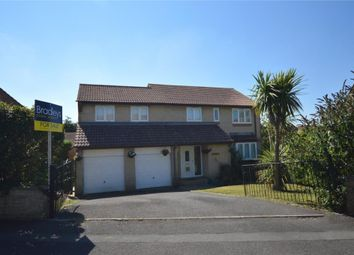 Thumbnail 5 bed detached house for sale in Compass Drive, Plymouth, Devon