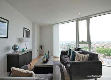 Thumbnail 2 bed flat for sale in Newgate, Croydon