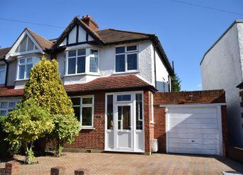 Thumbnail End terrace house for sale in Martin Grove, Morden