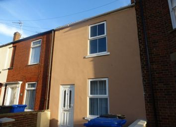 Thumbnail 3 bedroom terraced house for sale in Milton Road East, Lowestoft
