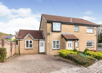 3 bed semi-detached house for sale in Nant Y Plac, Michaelston-Super-Ely, Cardiff CF5
