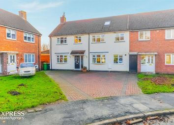 Thumbnail 4 bed semi-detached house for sale in The Park, Bishop Middleham, Ferryhill, Durham