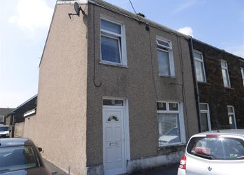 Thumbnail 3 bed end terrace house to rent in Osterley Street, Briton Ferry, Neath