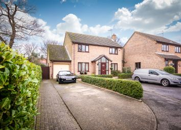 Thumbnail 4 bed detached house for sale in Farm Close, Carlton Colville
