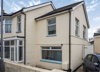 Thumbnail 5 bed end terrace house for sale in Lanhenvor Avenue, Newquay