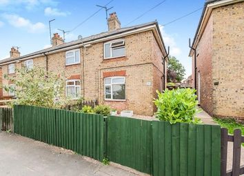3 bed end terrace house for sale in South Street, Stanground, Peterborough, Cambridgeshire PE2