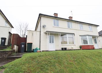Thumbnail 2 bedroom semi-detached house for sale in Blaen Y Pant Crescent, Newport