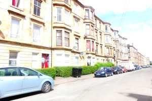 Thumbnail 3 bed flat to rent in Garturk Street, Glasgow