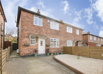 2 bed semi-detached house for sale in Surgeys Lane, Arnold, Nottinghamshire NG5
