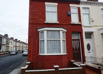 Thumbnail 3 bed terraced house to rent in Cambridge Road, Bootle, Liverpool, Merseyside