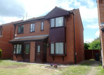 Thumbnail 2 bed semi-detached house to rent in Goxhill Grove, Lincoln