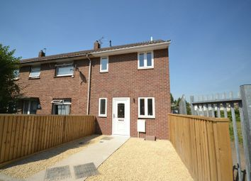 Thumbnail 2 bed end terrace house for sale in Crome Road, Lockleaze, Bristol