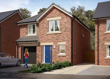 """Thumbnail 4 bed detached house for sale in """"The Ashbury"""" at Low Gill View, Marton-In-Cleveland, Middlesbrough"""