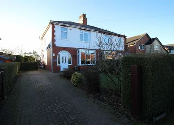 Thumbnail 3 bed semi-detached house for sale in Goosnargh Lane, Goosnargh, Preston