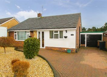Thumbnail 3 bed detached bungalow for sale in Old Chirk Road, Weston Rhyn, Oswestry