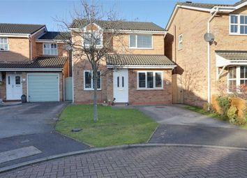 Thumbnail 4 bed detached house for sale in Spey Close, Winsford, Cheshire