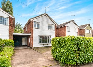 Thumbnail 3 bed link-detached house for sale in Wharf Road, Gnosall, Stafford
