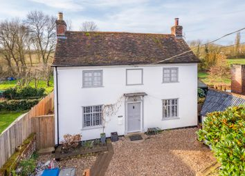 Thumbnail 3 bed detached house for sale in Layham, Ipswich, Suffolk